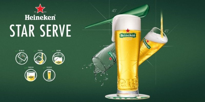HEINEKEN | STAR SERVE